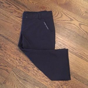 Under Armour crop golf pants size 10 like new